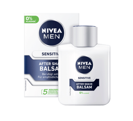 NIVEA MEN After Shave Balsam Sensitive, 100 ml