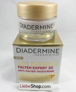 Kem dưỡng da Diadermine Age Supreme Falten Expert 3D ban ngày, 50ml
