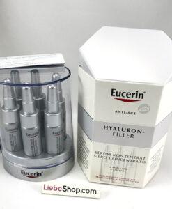 Tinh chất Eucerin Hyaluron Filler Serum-Konzentrat chống lão hóa, giảm nhăn, 6x5ml