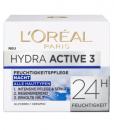Kem dưỡng da Loreal Paris Hydra Active 3 NACHT ban đêm, 50ml