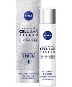 Serum NIVEA Hyaluron CELLular Filler Anti-Age - huyết thanh chống lão hóa da chuyên sâu, 30 ml