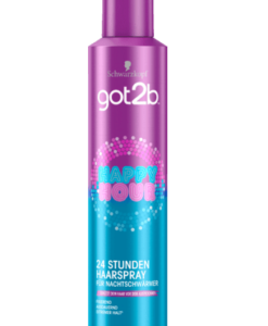 Keo xịt tóc Got2b Happy Hour Haarspray, 300 ml