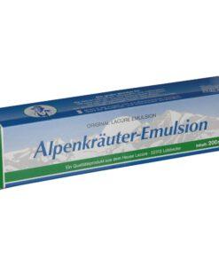 Kem xoa bóp thảo dược Lacure Alpenkrauter-Emulsion, 200ml