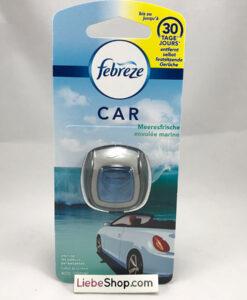 Nước hoa khử mùi xe hơi Febreze CAR Meeresfrische hương biển tươi mát, 2ml