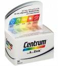 Vitamin tổng hợp Centrum A bis Zink, 30 viên
