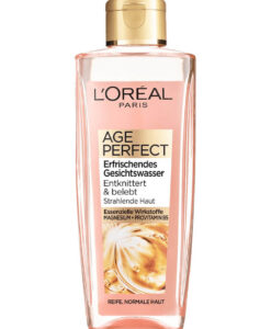 Nước hoa hồng Loreal Paris AGE PERFECT erfrischendes sáng da, giảm nhăn, 200ml