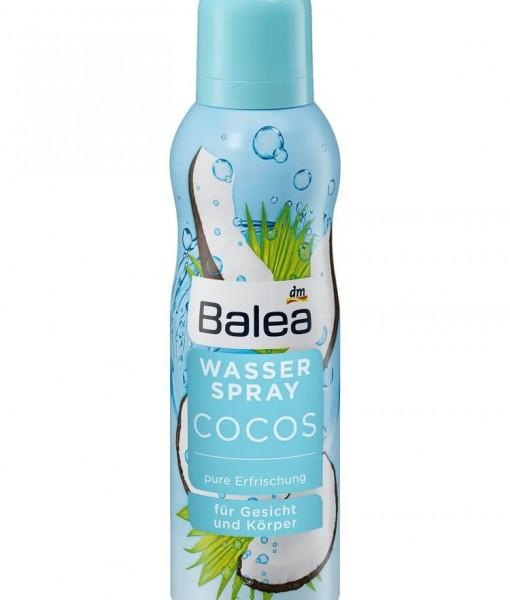 Xịt khoáng Balea Wasserspray Cocos hương dừa, 150 ml