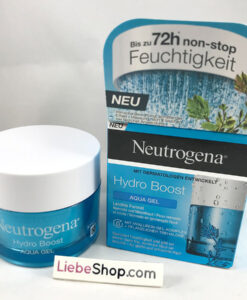 Gel dưỡng ẩm Neutrogena Hydro Boost Aqua Gel cho da dầu, da hỗn hợp và da thường, 50 ml