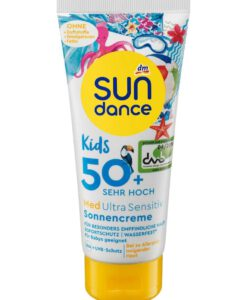 Kem chống nắng SUNDANCE KIDs MED Ultra Sensitiv LSF 50+ cho da nhạy cảm, 100ml