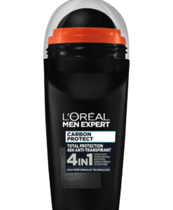 Lăn khử mùi Loreal Men Expert Carbon Protect 4in1, 50ml