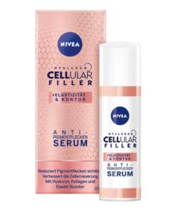 Serum Nivea CELLular Filler Elastizität & Kontur - huyết thanh chống lão hóa, căng da, mờ nám, 30ml