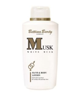 Sữa dưỡng thể Bettina Barty White Musk Hand & Body Lotion, 500ml