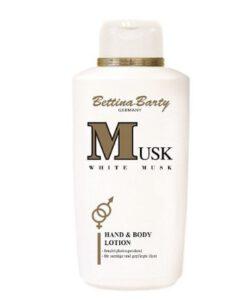 Sữa dưỡng thể Bettina Barty White Musk Hand & Body Lotion, 500ml