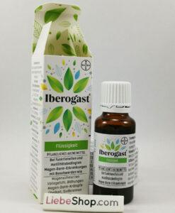 Thuốc Iberogast điều trị rối loạn tiêu hóa, viêm loét dạ dày, tá tràng, 20ml