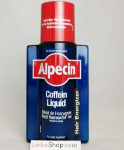 Tinh dầu mọc tóc Alpecin Coffein Liquid, 200ml