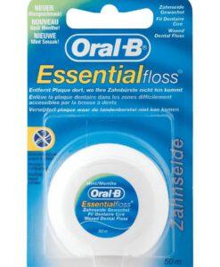 Chỉ nha khoa Oral-B Essential Floss, 50m