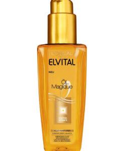 Dầu dưỡng tóc Loreal Elvital Haarol Ol Magique cho tóc thường, 90ml
