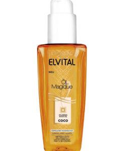 Dầu dưỡng tóc Loreal Elvital Haarol Ol Magique Coco, 90ml
