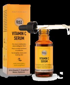 Serum Vitamin C DAYTOX - huyết thanh dưỡng sáng da, mờ nám và làm đều màu da, 30ml