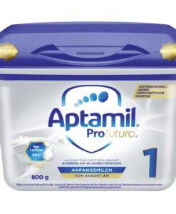 Sữa Aptamil Profutura 1 cho bé từ 0-6 tháng tuổi, 800g