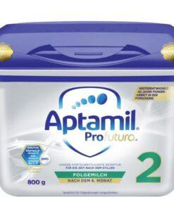 Sữa Aptamil Profutura 2 cho bé trên 6 tháng tuổi, 800g