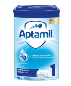 Sữa Aptamil số 1 Folgemilch cho bé từ 0-6 tháng tuổi, 800g