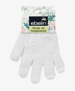 Găng tay tắm Ebelin Massage và tẩy tế bào chết, 1 chiếc