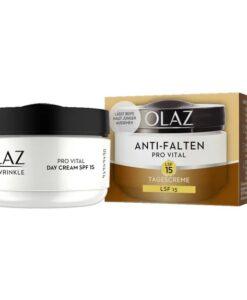 Kem dưỡng da Olaz Anti-Falten Pro Vital LFS15 chống nhăn ban ngày, 50ml
