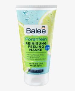 Sữa rửa mặt Balea Sữa rửa mặt Balea Porenfein 3in1: Rửa mặt + Tẩy da chết + Mặt nạ, 150ml , 150ml