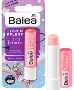 Son dưỡng môi trẻ em Balea Little Princess, 4,8 g
