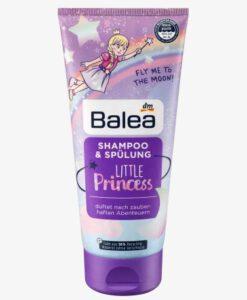 Dầu gội xả trẻ em Balea Little Princess, 200ml