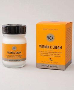 Kem dưỡng da Daytox Vitamin C Cream làm sáng da, mờ thâm nám, 50ml