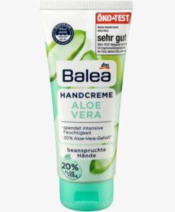 Kem dưỡng tay Balea Handcreme Aloe Vera lô hội, 100ml