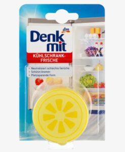 Sáp khử mùi tủ lạnh Denkmit Kühlschrank-Frische, 1 viên