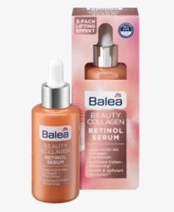 Serum Balea Beauty Collagen Retinol - huyết thanh nâng cơ và trẻ hóa làn da, 30ml