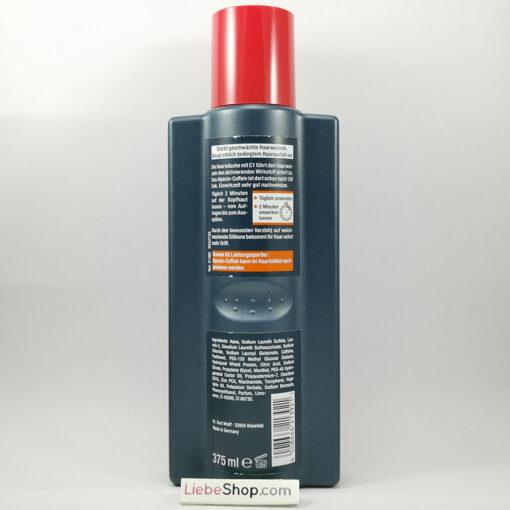 Dầu gội Alpecin Coffein Shampoo C1 chống rụng tóc, kích thích mọc tóc, size XXL 375ml