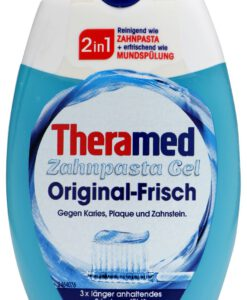 Kem đánh răng Theramed 2in1 Original-Frisch, 75ml