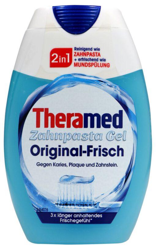 Kem đánh răng Theramed 2in1 Original-Frisch, 75ml