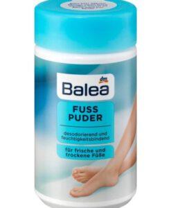 Bột khử mùi hôi chân Balea Fuss Puder, 100g
