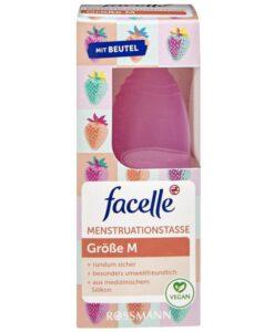 Cốc nguyệt san facelle Menstruationstasse size M, 1 chiếc