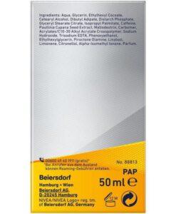 Kem dưỡng da NIVEA MEN Active Energy Gesichtpflege Creme, 50ml