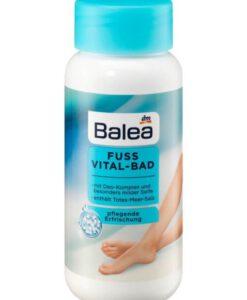 Muối ngâm chân Balea Fuss Vital-Bad, 450g