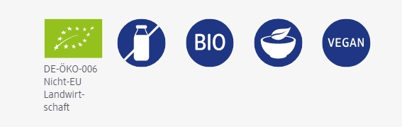 Hạt diêm mạch hữu cơ dmBio Quinoa, 500 g