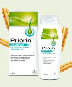Dầu gội Priorin ngăn rụng tóc, kích thích mọc tóc, 200ml