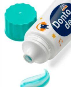 Kem đánh răng Dontodent Junior cho trẻ trên 6 tuổi, 100ml