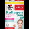 Viên uống Doppelherz Kollagen 900 làm đẹp và trẻ hóa làn da, chống lão hóa, 30 viên