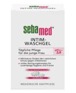 Dung dịch vệ sinh phụ nữ sebamed Intim-Waschgel, 200ml