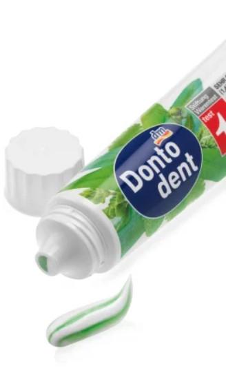 Kem đánh răng Dontodent Krauter thảo dược, 125ml