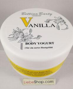 Sữa dưỡng thể Bettina Barty Vanilla Body Yogurt dạng kem sữa chua, 300ml
