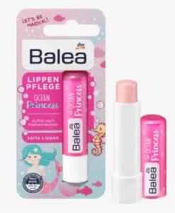 Son dưỡng môi trẻ em Balea Ocean Princess, 4,8 g